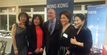 Delta hosts Asia Appreciation night