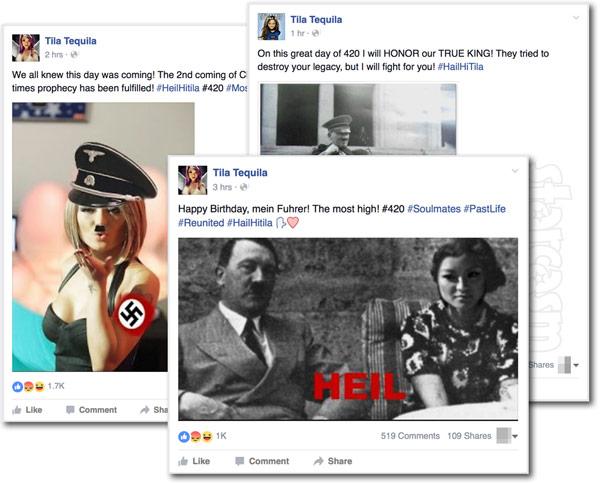 Tequila Nguyen's facebook posts