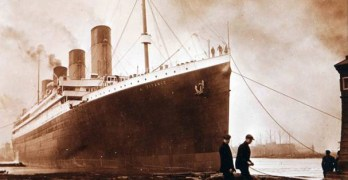 Chinese firm starts building full-sized Titanic replica