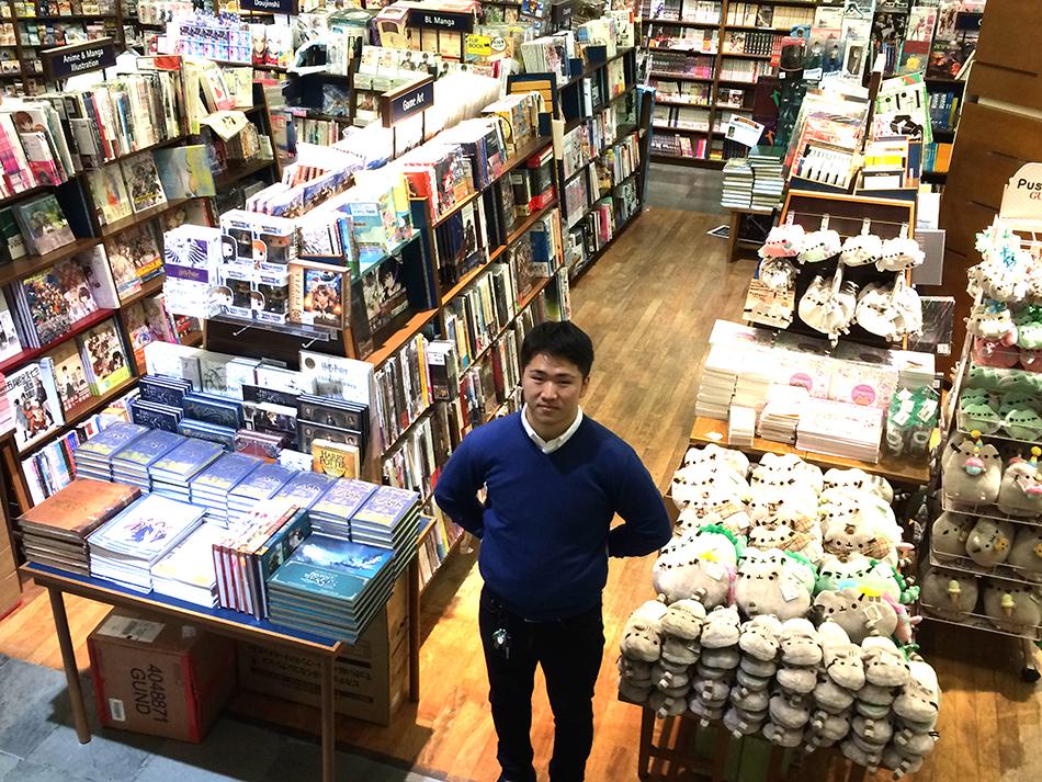 Takahiro Miura (Photo by Assunta Ng/NWAW)
