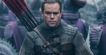 Interview: Matt Damon defends being cast for 'Great Wall'