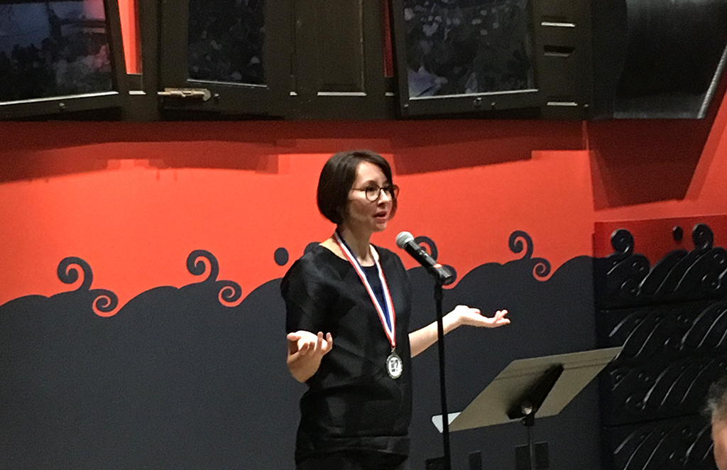 Ursula Liang (Photo by Jason Cruz/NWAW)