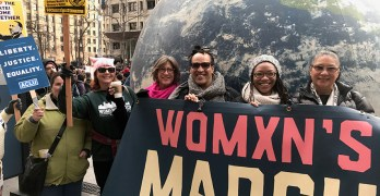 Ali Lee, organizers, ready prepare for Seattle Womxn's March