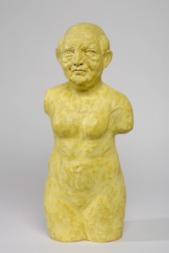 ae-akio-takamori-exhibition-yellow-man