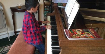7-year-old Enzo Zhao to play at Carnegie Hall again