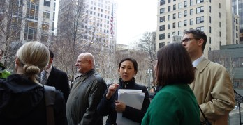 Marsha Chien—Stopping President Trump's immigration ban