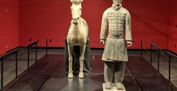 Terracotta Warriors exhibit open in Seattle
