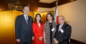 Farewell to Seattle's Consul General of Japan