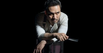 "Filipino American Ben Gonio cast as lead in ArtsWest's ""Sweeney Todd"""