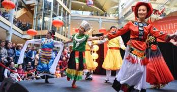 Bellevue Lunar New Year celebration