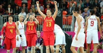 USA Basketball Women's National Team vs China National Team