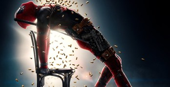 Deadpool 2 – Fun for the whole family. — Just kidding. Find a babysitter for the kids!