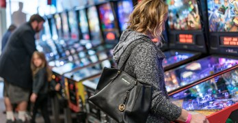 The Best of Chinatown ID— Seattle Pinball Museum