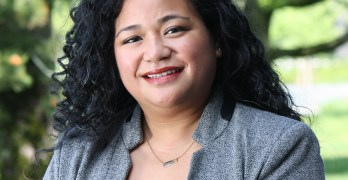 Rosie Rimando, South Seattle College's new president, says diversity comes first