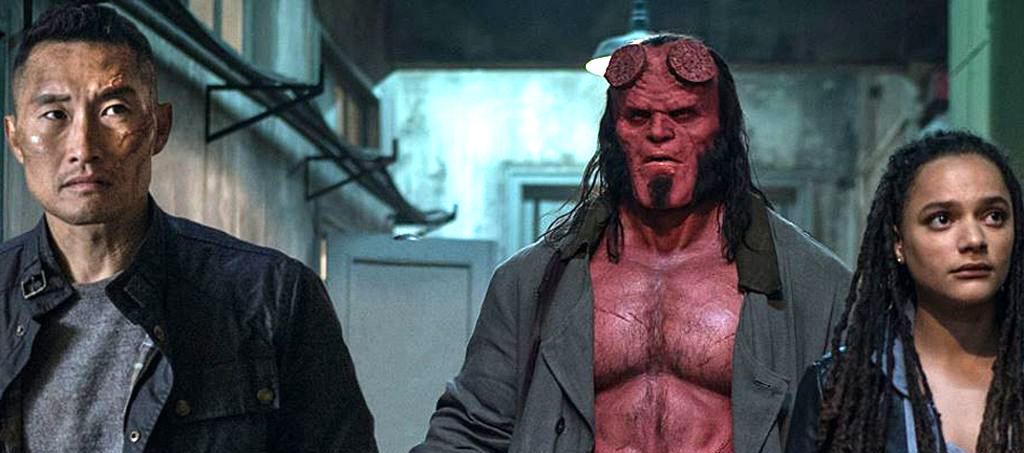 Hellboy drags like hell over two hours