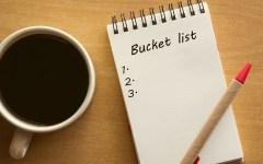My Christian Bucket List