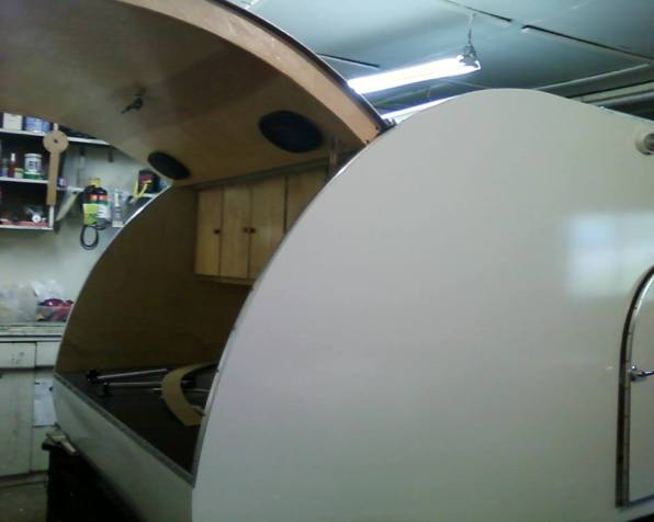 "Working on the Galley. We think a big ""squidknot"" decal would add so much."