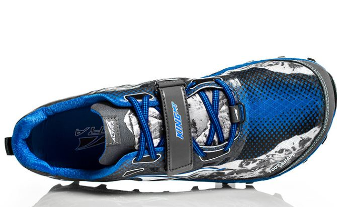 Altra King MT Top View