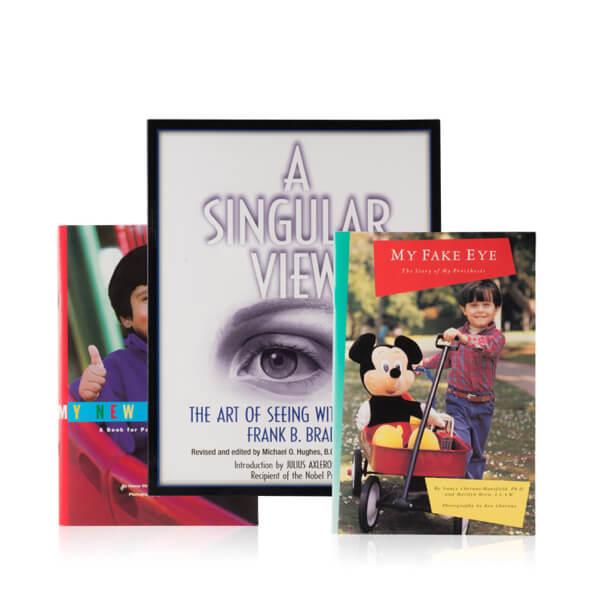 artificial eye books