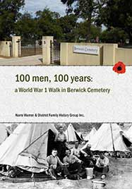 100 men, 100 years cover