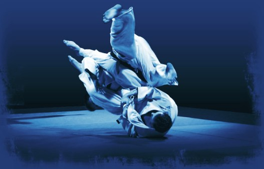 Gracie Jiu Jitsu class