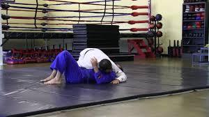 JIu jitsu positions Brazilian-crossbody