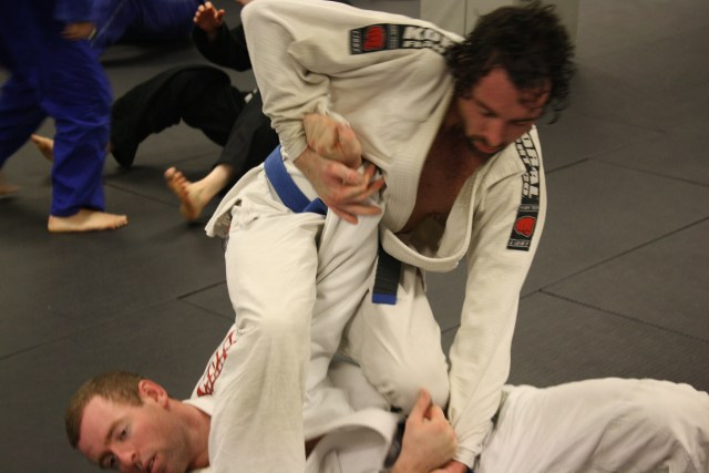 Brazilian Jiu Jitsu technique