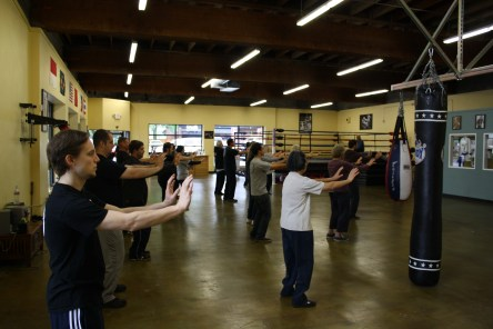 Tai Chi for stroke recovery