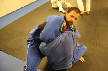 Jiu-Jitsu Self-Defense