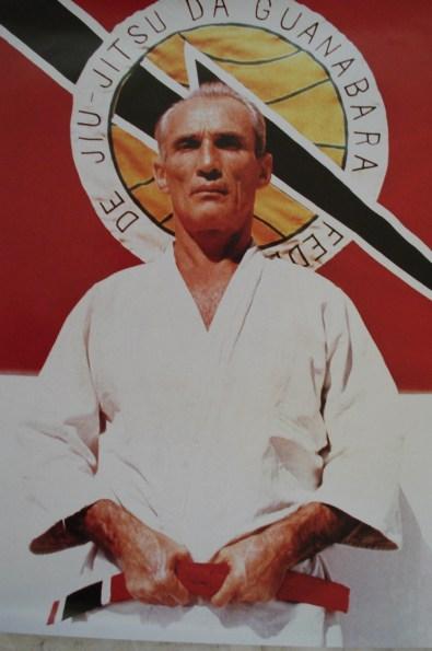 Jiu Jitsu instructor in Portland