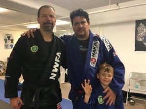 Brazillian Jiu Jitsu in portland
