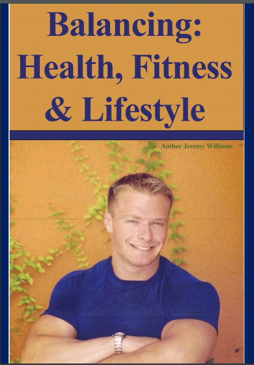 Balancing: Health Fitness & Lifestyle - Fitness Transformation Program Guide