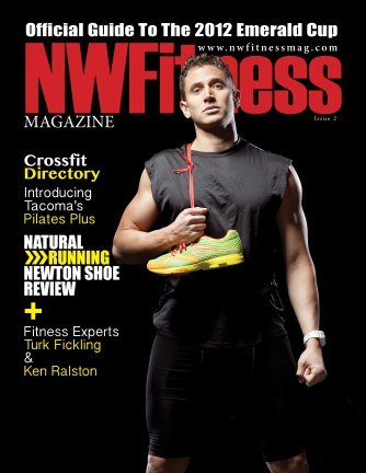 NW Fitness Magazine (Cover-Rob Sax)
