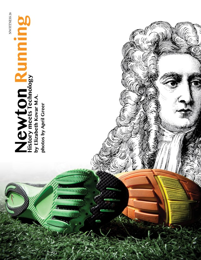 Newton Running  History Meets technology