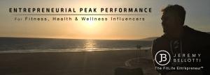 Jeremy Bellotti International Speaker | Fitness & Lifestyle Entrepreneur
