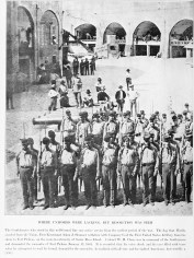Confederate Troops at Ft. Pickens, 1861