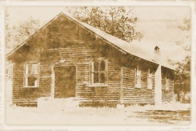 From the Crestview newspaper. This was the building that originally had an upper story