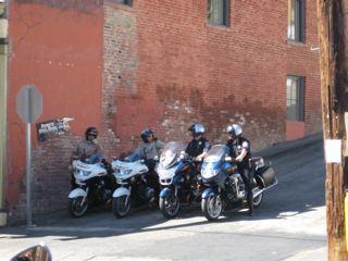 Virginia City Police