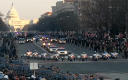 President Obama Harley-Davidson Power V
