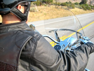 FXRG Perforated Leather Jacket - Road Test