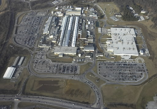 Arial of Springettsbury Township H-D Plant