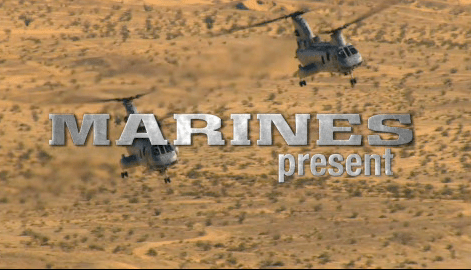 Opening scene of Semper Ride