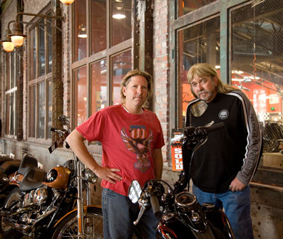 GM, Rick Story and Owner, Dave Tuomisto