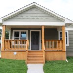 Bungalow-style home at 585 Thomas Avenue