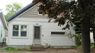 This bungalow was facing demolition when it was donated to NeighborWorks Home Partners.