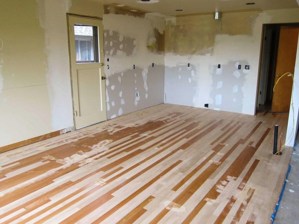 Hardwood-Refinishing