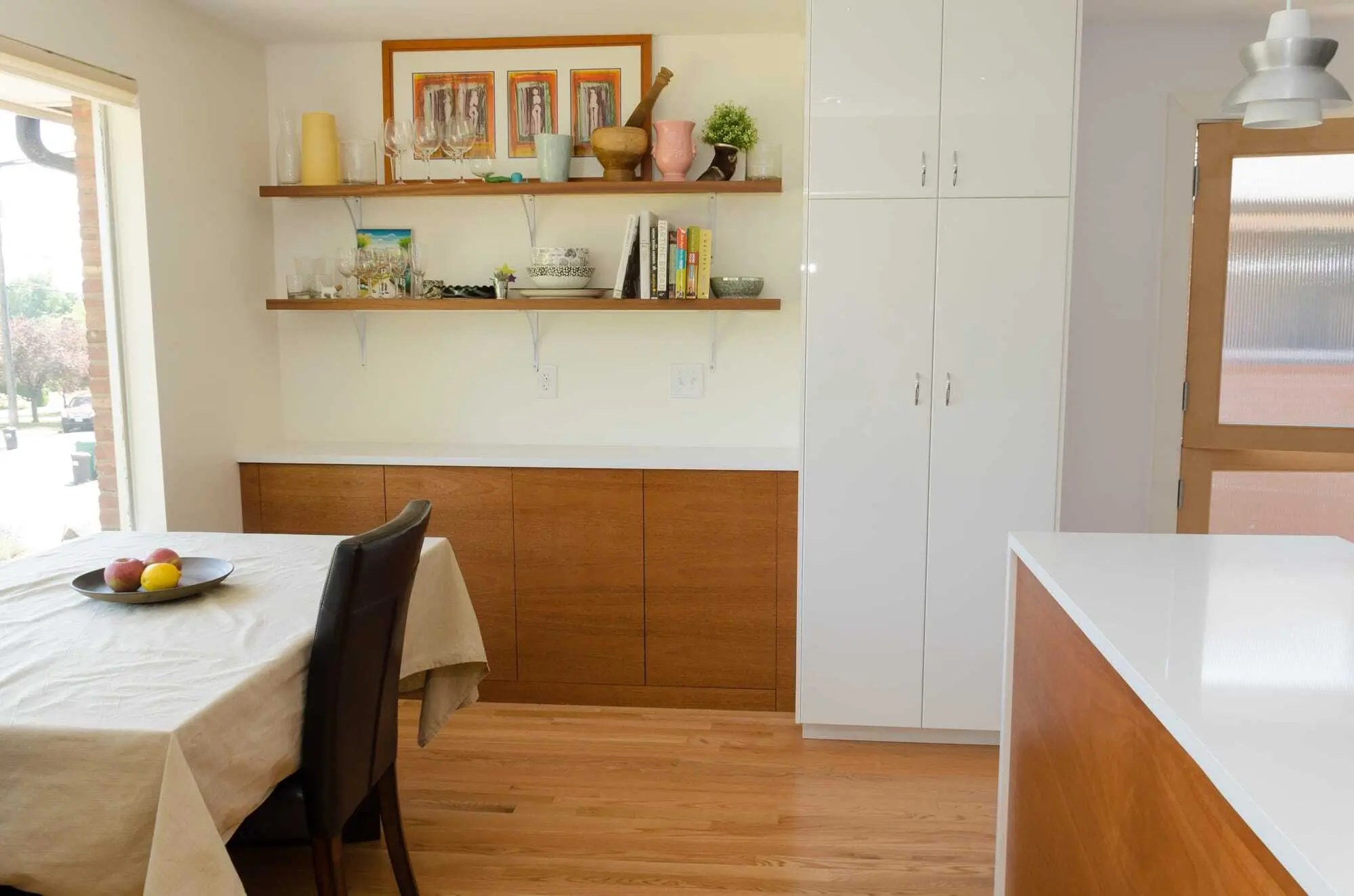 Mid Century Modern Kitchens Mid Century Modern Ikea Kitchen Nw Homeworks