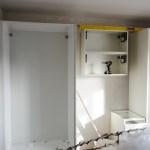 Working With Ikea S Pax Wardrobe Units Nw Homeworks