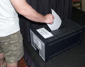 Contract Vote