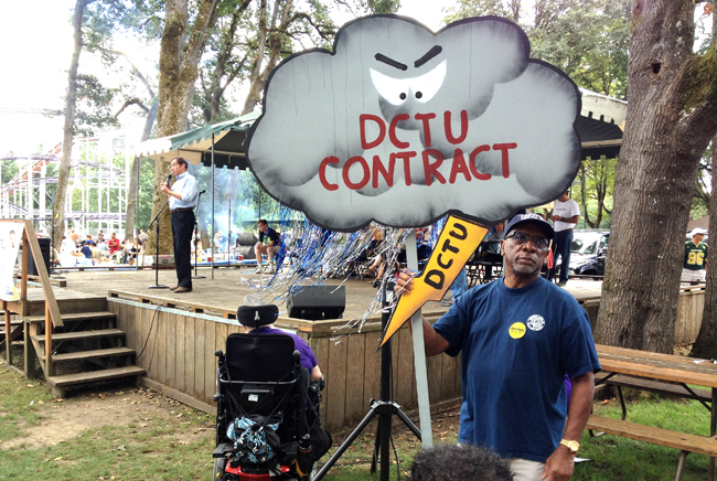 At City of Portland, Laborers and COPPEA ratify new contracts, but DCTU still waiting